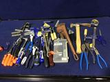 Lot of Assorted/Misc. Hand Tools Etc.
