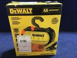 Dewalt 4A Waterproof Battery Charger and Maintainer