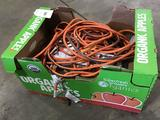 Lot of Assorted Size/Length Extension Cords