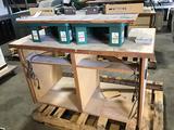 Lot of (2) Wood Shaper/Planers