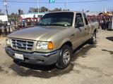 2001 Ford Ranger XLT ***FOR DEALER OR EXPORT ONLY***