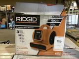 Rigid 3-Speed 600cfm Air Mover