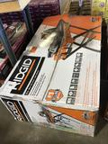 Rigid 8in. Wet Tile Saw w/Stand
