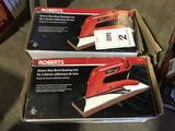 (2) Roberts Deluxe Heat Bond Seaming Irons