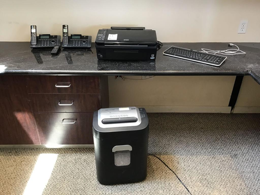 Lot of Assorted Office Electronics