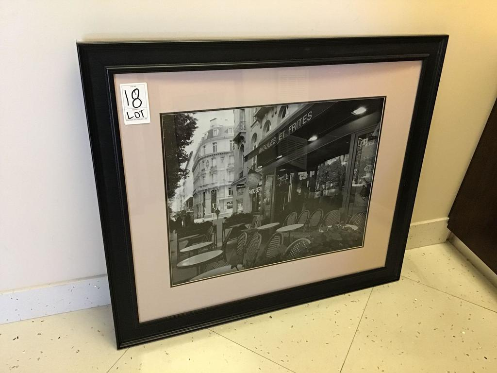 Lot of Assorted Framed Pictures