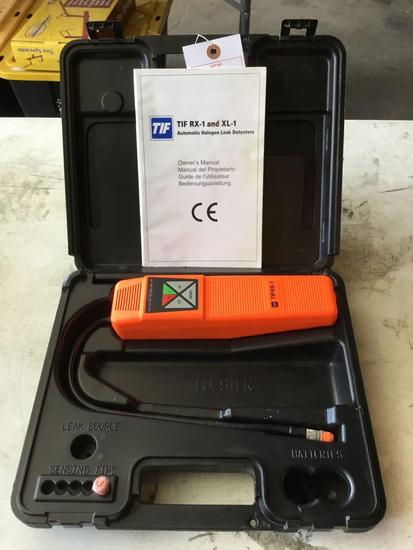 Tif Rx-1and XL-1 Automatic Halogen Leak Detector