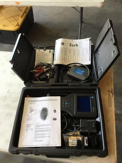 GM AD400 TECH 2 Diagnostic Tool