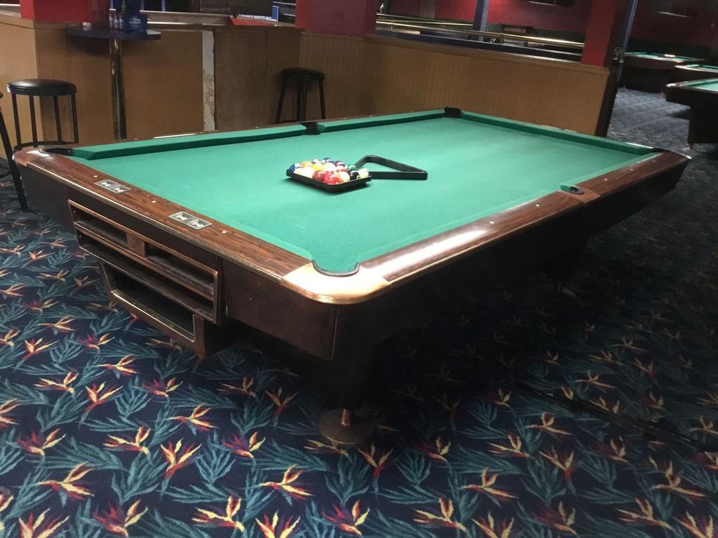 Brunswick Gold Crown Billiards Table