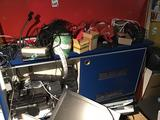 Lot of Assorted Electronics, Bar Service Items Etc.