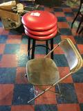 Lot of Assorted/Misc. Chairs