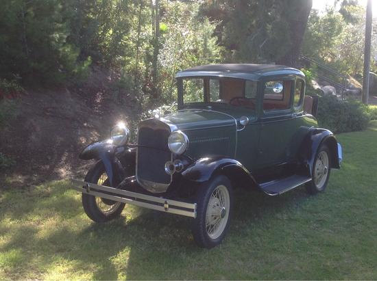1930 Ford Model *A*