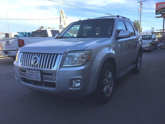 2008 Mercury Mariner*DEALER OR EXPORT ONLY*VEHICLE HAS INTERMITTENT IGNITION ISSUES AND WONT START*