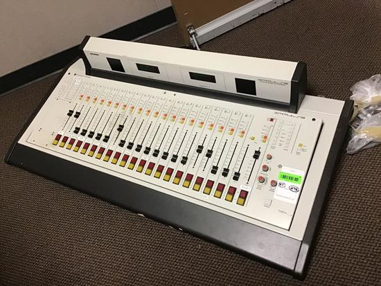 Pacific Records and Engineers Impulse 20-Channel Sound Board