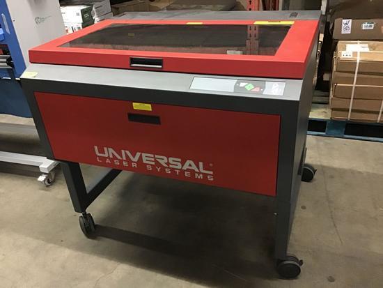 Universal Laser Systems Freestanding Laser Engraver/Cutter System