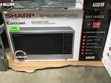 Sharp 1.8 cu.ft. Carousel Microwave Oven