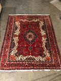 Red 9ft.x7ft. Rug