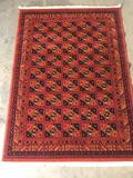 Rug Tycoon unmoas-28 5ft.x8ft. Red
