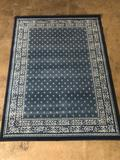 Rug Tycoon unmoas-85 5ft.x8ft. Blue