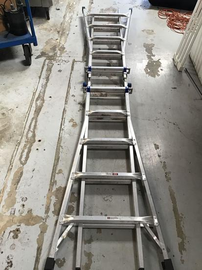 Werner 21ft. Multi-Combination Ladder