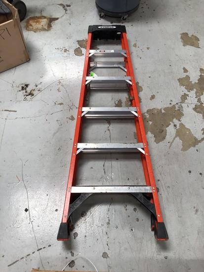 6ft Werner Fiberglass *A* Frame Ladder