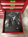 Drawer Lot of Assorted Allen Wrenches