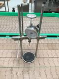 Zahm and Nagel Height Adjustable Co2 Beverage Tester