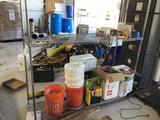 (2) Wire Shelving Racks