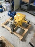 Wenzhou Dashan Pump Co. Large Metering Pump With Large Electric Motor