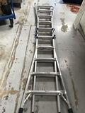 Werner 21ft. Multi-Combination Ladder