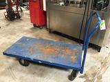 Heavy Duty 5ft Flat Rolling Cart