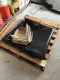 10ft. x 20ft. Vinyl Car Wash Containment Mat