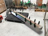 Motorized Double Wide Conveyor System