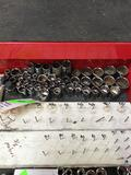 Lot of Assorted 1/2 in. Drive Sockets