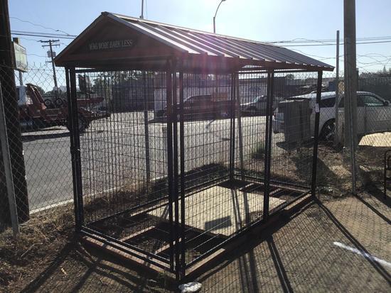 Commercial Grade Dog Kennel