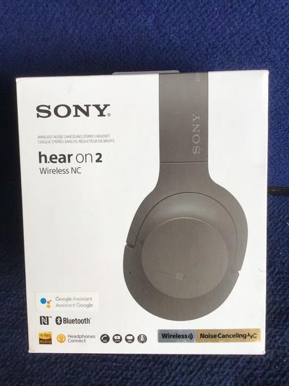 Sony H.ear On 2 Wireless Noise Canceling Headphones