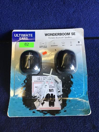 UE Wonderboom Wireless Bluetooth Speakers