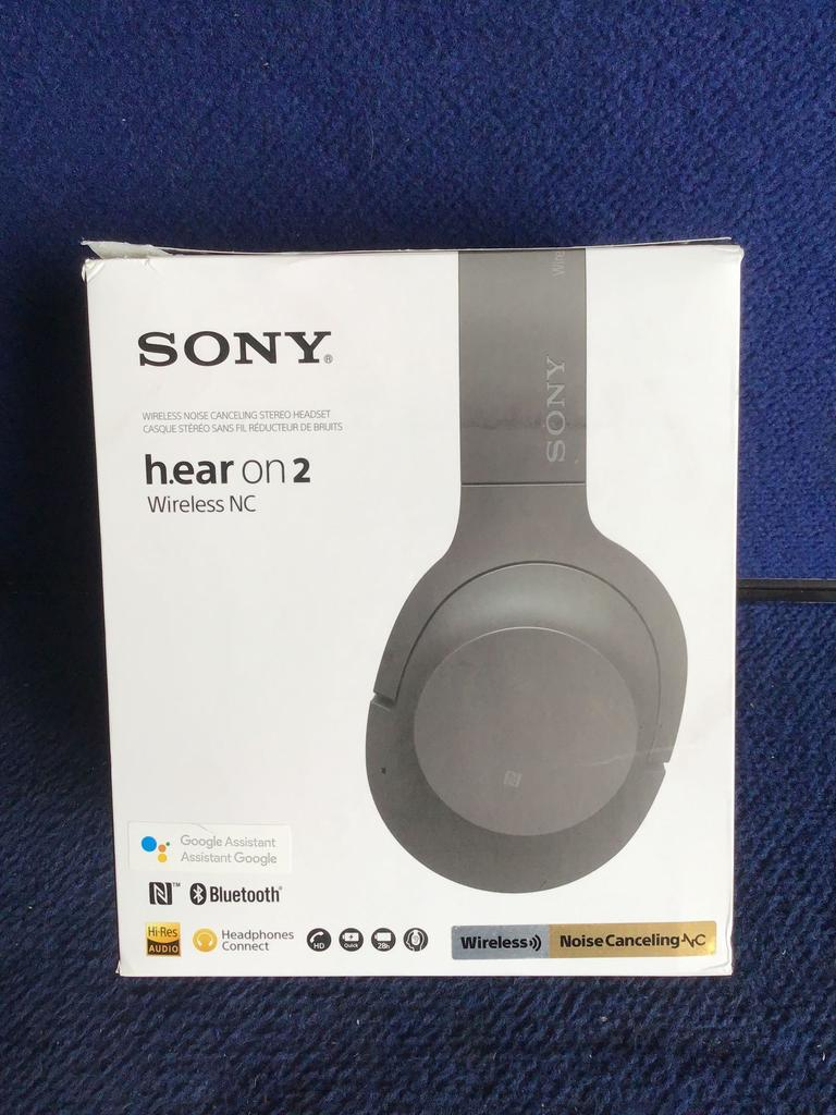 Sony H.ear On 2 Wireless Noise Canceling Headphones