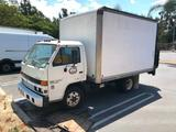 1990 16ft Isuzu NPR Box Truck with Lift Gate***FOR DEALER OR EXPORT ONLY***