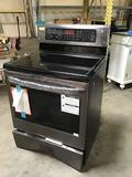 LG Freestanding Electric Range Oven
