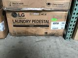 LG 29in. Laundry Pedestal With Storage Drawer