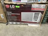 LG 1,000 Sq. Ft. Room Air-Conditioner with Heat