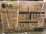 LG 800 sq.ft. Window Type Room Air-Conditoner
