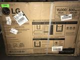 LG 800 sq.ft. Window Type Room Air-Conditioner