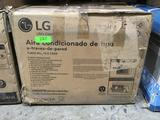 LG 530 Sq. Ft. Window Type Air-Conditioner