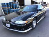 2001 Chevrolet Monte Carlo SS Limited Edition Pace Car