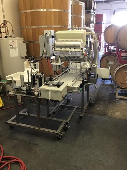Meheen Bottle Filling Machine