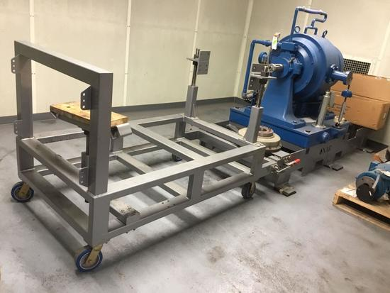 Dyne Systems Dynamometer with Additional Replacement Parts