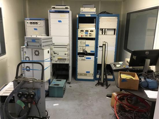 Engine Emissions Testing System