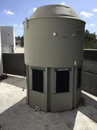 Delta Cooling Towers Induced Draft Tower and WCR Plate Heat Exchanger